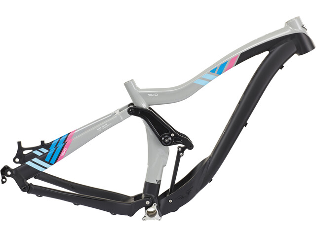 VOTEC VD Framekit, black/grey